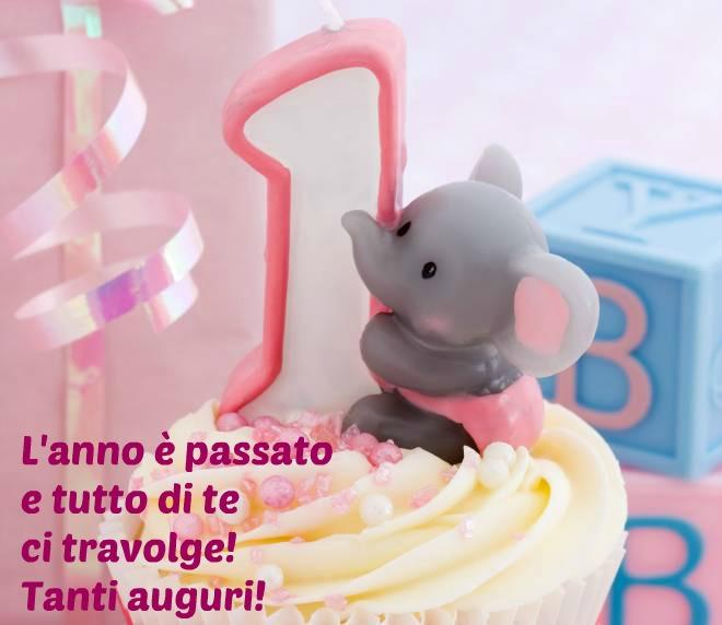 Primo compleanno, che magia | Frasi Mammafelice