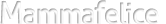 Logo Mammafelice