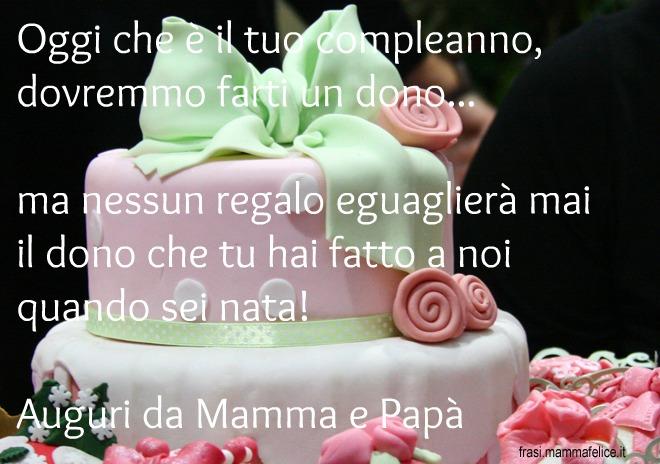 Molto Frasi per il compleanno di una bambina | Frasi Mammafelice CJ63