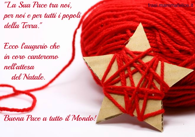 Frase natale pace