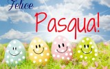 Auguri per la Pasqua