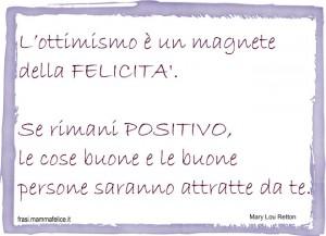 frasi-pensiero-positivo-ottimismo