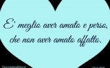 Frasi romantiche e d'amore