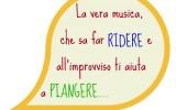 Frasi sulla musica: La vera musica