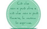 Frasi sulla musica: Ciò che la musica dice